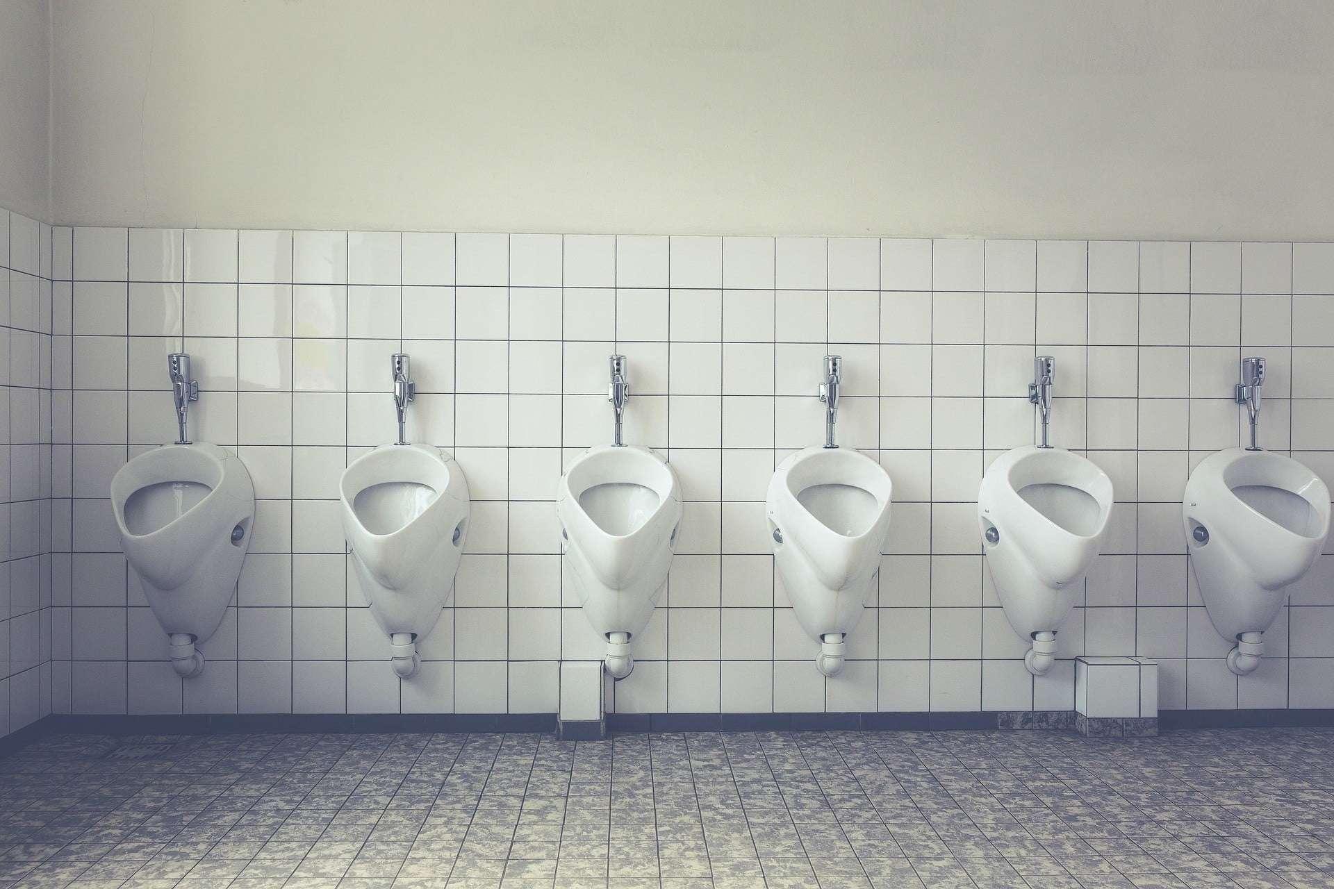 Warum macht ein Urinal mit Deckel Geräusche? - bomaoo